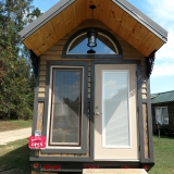 The Luxury 40 from Hummingbird Tiny Housing - Entry View